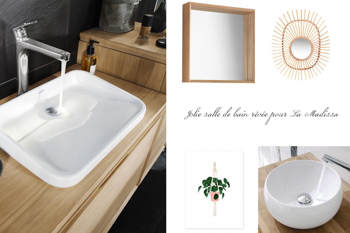 Salle De Bain Provencale inspiration salle de bain chez lapeyre pour la madissa